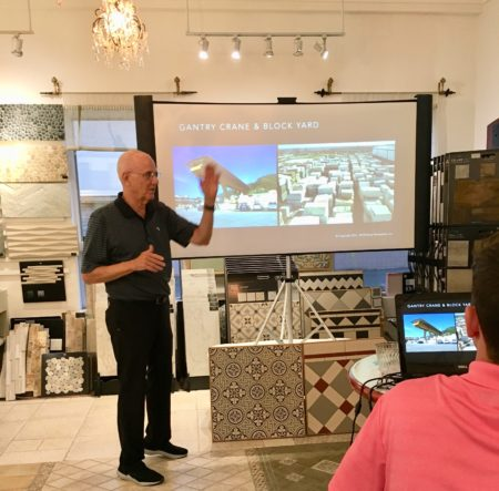Bob Agran of Stone Partnership