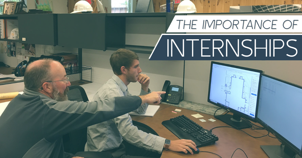 The Importance of Internships